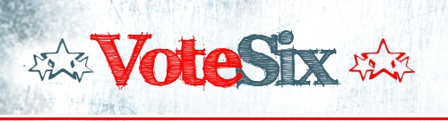 Vote Six Logo