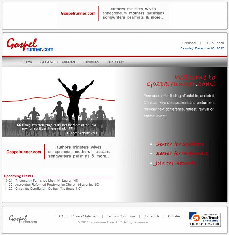 Gospelrunner.com