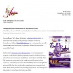 Press Release for Triad Baby Shower