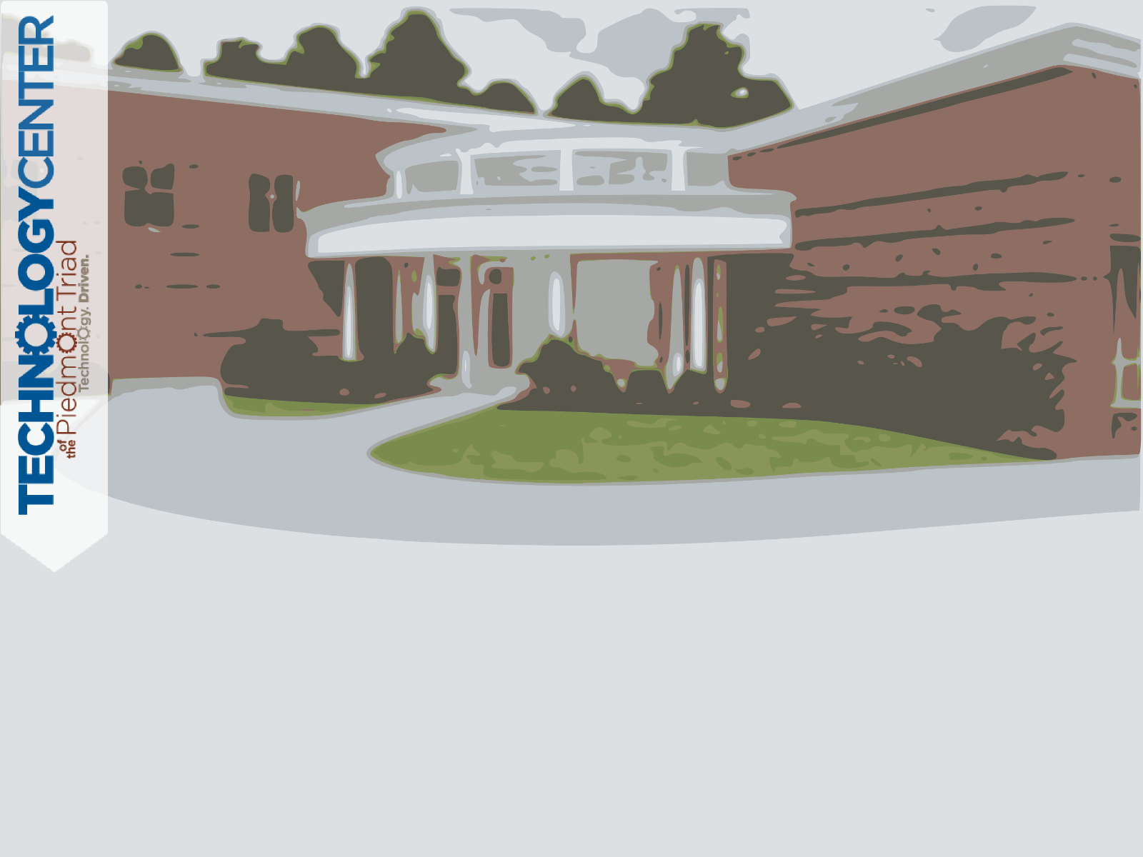 Twitter Background for Technology Center of the Piedmont Triad